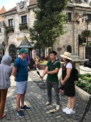 Những cảm nhận của du khách về các dịch vụ của khu du lịch Bà Nà Hills