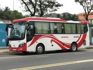 Tuyến xe bus Đà Nẵng - Hội An - Đà Nẵng