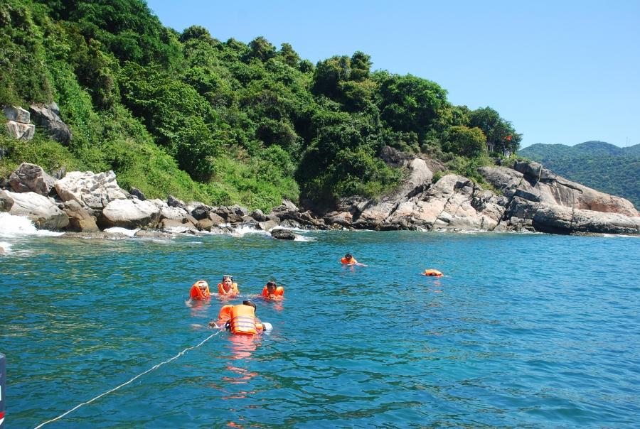 Tour du lịch Cù Lao Chàm trong ngày