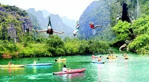 Tour Động Phong Nha Thiên Đường khởi hành thứ 7 hằng tuần