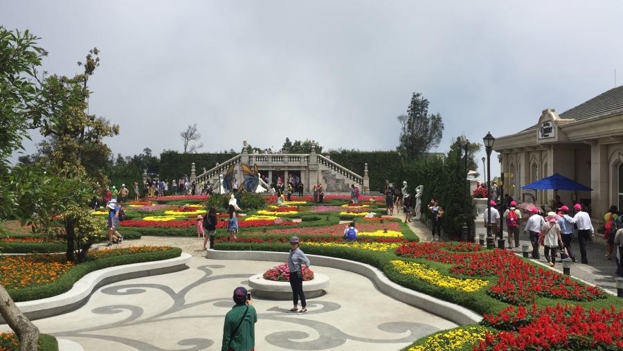 Tour du lịch Bà Nà Hill giá rẻ nhưng chất lượng chào hè 2017